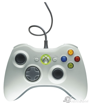 This controller - the wire = cool.