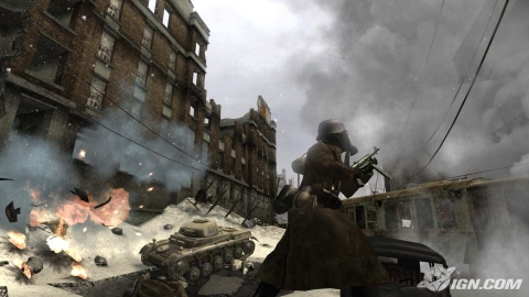 Call of Duty 2 might be a PC port, but it's an incredible game in its own right.