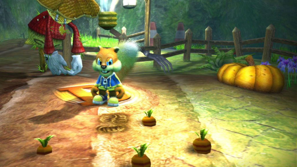 Image result for conker live and reloaded