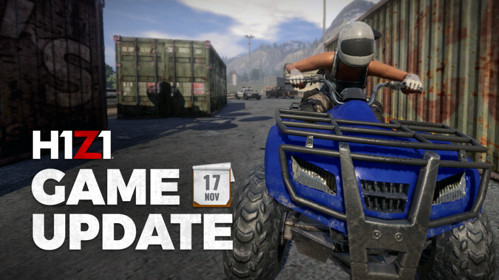 H1Z1 Combat Zone Update – NeutralX2
